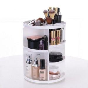 Accessories - 360 Rotating Makeup Organizer